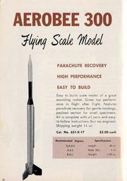 aerobee 300 rocket estes insanerocketry