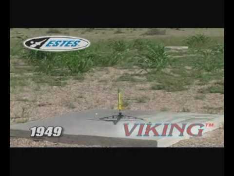Estes Flying Model Rocket Kit Viking 1949Bk Bulk Pack Kit
